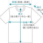 「高校生・大学生メンズファッション」サイズの測り方ガイド