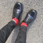 靴下をオシャレに着こなす「靴下チラ見せ」コーデで差をつけろ!