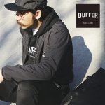 今が旬!DUFFER BLACK LABEL (ダファー ブラック レーベル)をご紹介!メンズ着こなし&コーデ