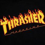 スケーターファッション「THRASHER(スラッシャー)」とは?メンズ着こなし&コーデ