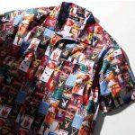 最強コラボ!! PLAYBOY × FREAK'S STORE 別注 総柄オープンカラーシャツ&Tシャツが登場!フリークスストア