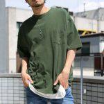 誰でも簡単レイヤード!! 「FREAK'S STORE」半袖ポケットTシャツ&タンクトップ セットが登場!フリークスストア