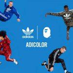 2018年|adidas × A BATHING APE コラボ迷彩アイテム3型が7/28発売!トラックトップ&パンツ&Tシャツ