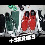 コンバースより国内初となる「スケート仕様」の新ラインが登場!コンバーススケートボーディング|+SERIES(プラスシリーズ)#1