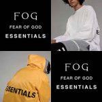 【直リンク/解説付き】FOG ESSENTIALS 2018年秋冬アイテムが9月6日(木)発売!Fear of God|通販