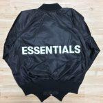 【購入レビュー】FOG ESSENTIALS  ラグラン ボンバージャケット を買ってみた!サイズ感・MA-1|2018年秋冬