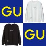 GU ジーユーより「GU STYLE STUDIO」オープン記念アイテムが登場!#2 スウェットシャツ(長袖)HARAJUKU