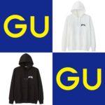 GU ジーユーより「GU STYLE STUDIO」オープン記念アイテムが登場!#1 スウェットプルパーカ(長袖)HARAJUKU