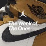 エア ジョーダン1 が日替わりで再販する『The Week of The Ones』が開催!2月18日~22日|2019