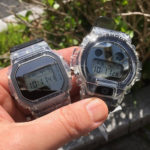 "2019SS|G-SHOCKより 透明な ""スケルトン"" 仕様の新作がデビュー!DW-5600 DW-6900"