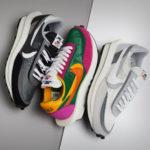 """【完全網羅】Nike x sacai より """"新色""""の LDWaffle 3色が登場!抽選まとめ ブラック ホワイト ピンク"""