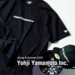 New Era®|Yohji Yamamoto との2020SS春夏の最新コラボが 2月1日(土)に発売!販売店舗まとめ
