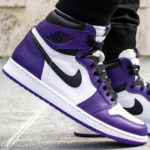 "Nike|Air Jordan 1 Retro High OG ""Court Purple"" が4月4日(土)発売!抽選まとめ"