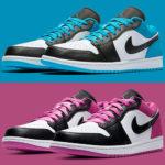Nike|Air Jordan 1 Low シリーズより新色「Laser Blue」&「Magenta」2カラーが登場!抽選まとめ
