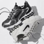 Stüssy|Nikeとのコラボ最新作「Air Zoom Spiridon Caged 2」が3月27日(金)発売!抽選まとめ