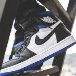 "Nike|Fragmentコラボを彷彿とさせる Air Jordan 1 High OG ""Royal Toe"" が発売!抽選"