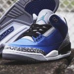 "Nike|DJ Khaled とのコラボを彷彿とさせる Air Jordan 3 ""Varsity Royal"" が登場!抽選"