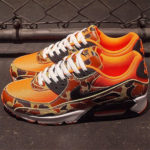"Nike|名作「ダックカモ」の系譜を継ぐ Air Max 90 ""Orange Duck Camo"" が6月16日発売!抽選まとめ"