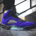 "Nike グレープシリーズの最新作 Air Jordan 5 ""Purple Grape"" が 7月7日発売!抽選まとめ"