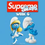 "Supreme|2020AW Week6より ""スマーフ""とのコラボ全型を事前にチェック!抽選まとめ 国内10月3日"