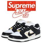 Supreme|Nike SB とのコラボ最新作「Dunk Low」が3月6日発売!2021SS Week2 春夏 抽選