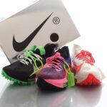 Off-White x Nike とのコラボ最新作「Air Zoom Tempo NEXT%」が発売!2021年7月23日 抽選